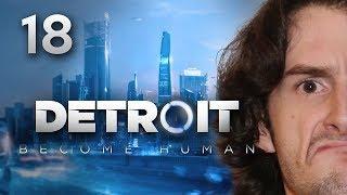 RENCONTRE AVEC HILLARY TRUMP !! -Detroit : Become Human- Ep.18 avec Bob Lennon