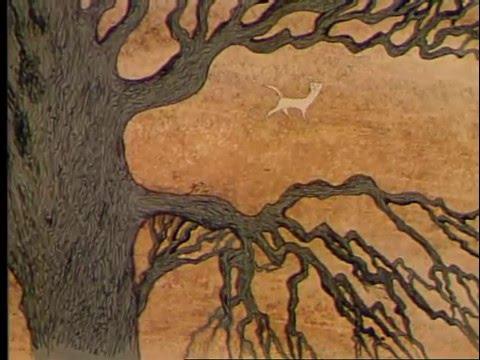Дерево и кошка мультфильм 1983