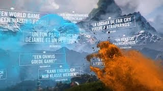 Far Cry 4 - Accolades Trailer (E3 2014)   EN