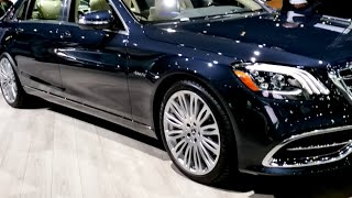 2018 Mercedes Maybach S560