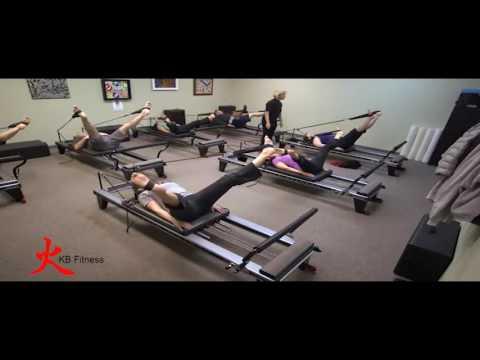 Pilates Reformer Workout 30 Minutes Full Body Saratoga KB Fitness