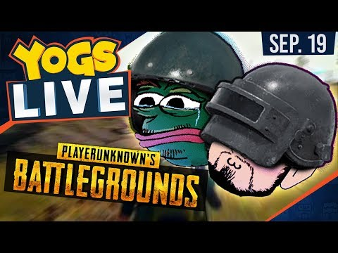 PUBG w/ Barry & ISP - 19th September 2017