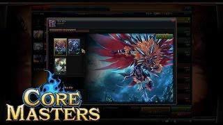『コアマスターズ』実況プレイ 「ウェイン」 カジュアルチーム模擬戦 Core Masters:Casual Japan