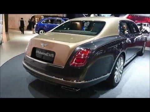 Rolls Royce vs Bentley