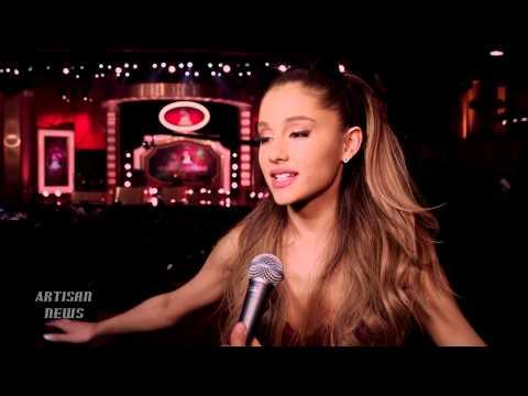 ARIANA GRANDE TALKS GRAMMY; COLDPLAY, KATY PERRY, IGGY AZALEA VIE FOR POP Mp3