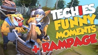 One of Cayinator's most viewed videos: DotA 2 - Techies Funny Moments + RAMPAGE! & Monthly Giveaway!