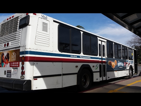 AIR STARTER - 1998 Gillig Phantom - Santa Clara Valley Transportation Authority Bus 9841 - Line 23