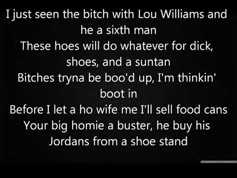 Sauce Walka - Ghetto Gospel (Lyrics)