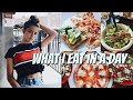 WHAT I EAT IN A DAY - TO STAY IN SHAPE *realistic*