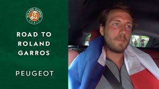 Road to Roland-Garros @Peugeot #8 - Lucas Pouille | Roland-Garros 2019