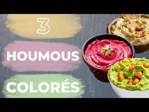 3 recettes faciles de Houmous maison - E-book Healthy Veggie & Rock'n'Roll