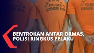 Bentrok Antar Ormas, Polisi Ringkus 3 Pelaku Penganiayaan