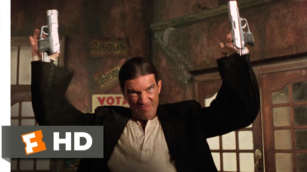 Desperado 1 8 Movie Clip Is That Going On Right Now 1995 Hd Youtube