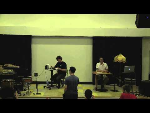 Trio Performance - New Musical Instruments Hackathon