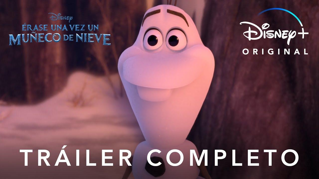 'Érase una vez un muñeco de nieve'   Tráiler oficial   Disney+