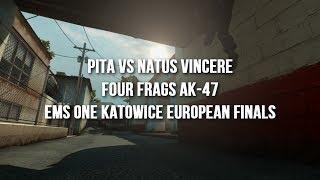 EMS One Katowice Europian Finals: TBA Pita vs Natus Vincere