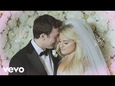 Chris Davis - Meghan Trainor Drops Video Featuring Wedding Footage!