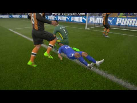 FIFA17 Темная история  ALEX HUNTER или не шутите с MCGREGOR