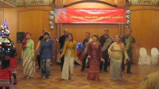 Indonesian Traditional Song & Dance (Medley)