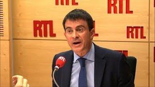 """Valls ne changera pas de """"feuille de route"""""""