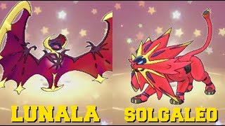 SHINY SOLGALEO & LUΝALA MYSTERY GIFT CODE IN POKEMON SWORD AND SHIELD (HOW TO GET LUNALA & SOLGALEO)