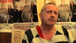 ROCK'N'ROLL TV- John Lydon (Rotten) interview