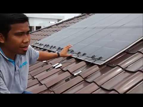 Why we use flexible thin film solar panel?