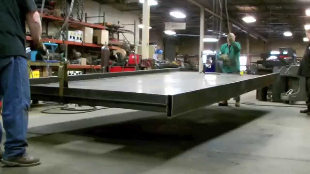 Chevron Steel Bed Replacement At Detroit Wrecker Sales
