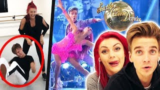 *SHOCKING UNSEEN STRICTLY TRAINING FOOTAGE!!!*