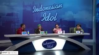 Indonesian Idol Dang Penghianat Au