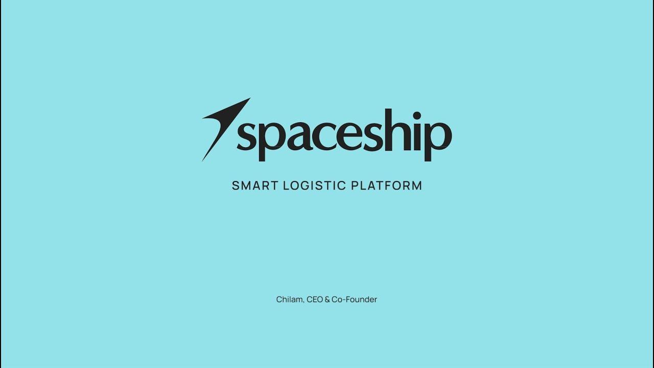 SparkLabs Taipei DemoDay 5 - Spaceship