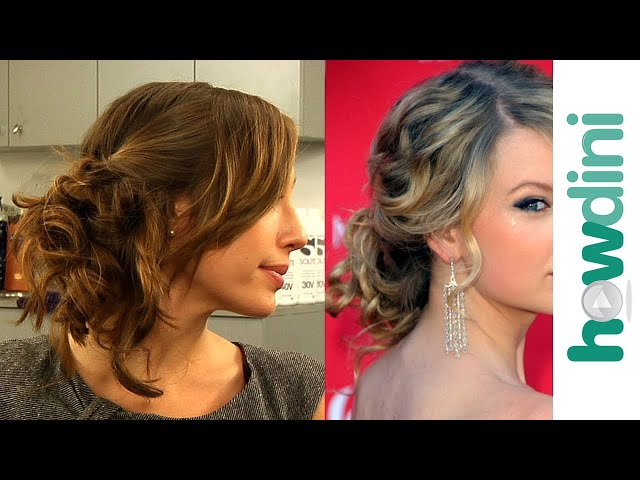 Peinados para vestido largo sin escote