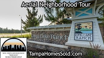Long Lake Ranch Lutz FL - Neighborhood Tour