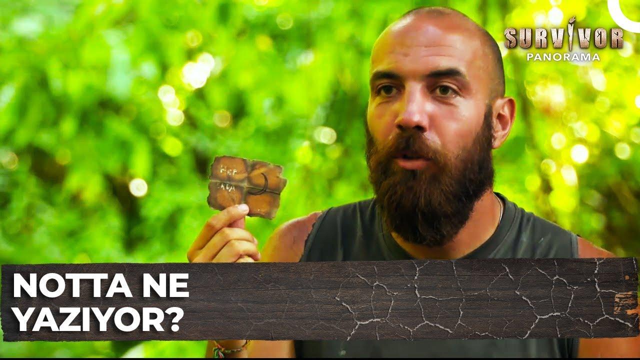 Sercan Yıldırım Notu Açıkladı   Survivor Panorama 114.Bölüm