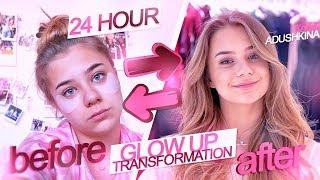 КАК СТАТЬ КРАСИВОЙ ЗА 24 ЧАСА?/How to Glow Up in 24 Hours
