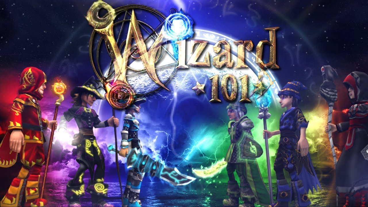 Types of wizard101 players skit youtube - Wizard101 pics ...