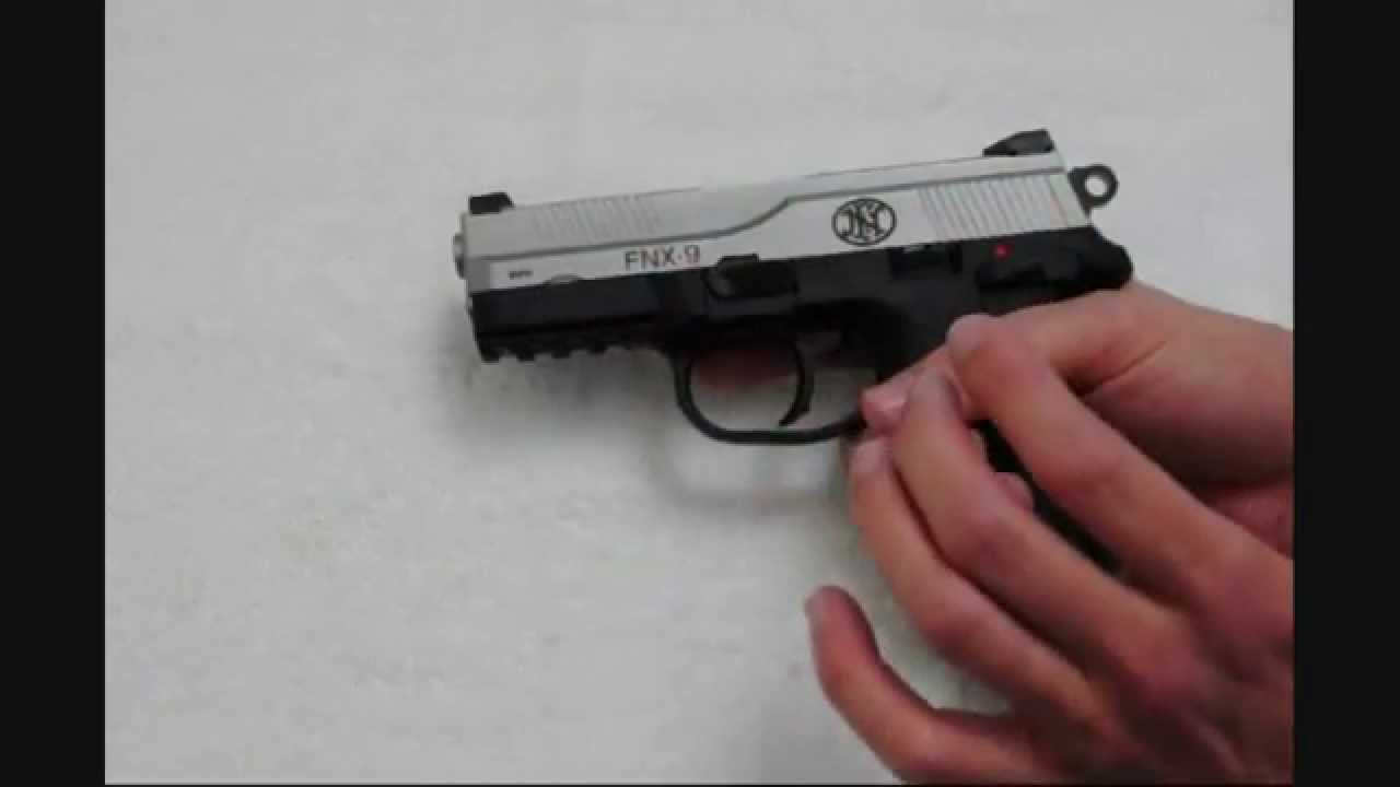 Here is a review for the FNX-9 - Handguns - ShootersRealm com