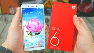 Xiaomi REDMI 6 Full Review in English - A Different Budget Phone