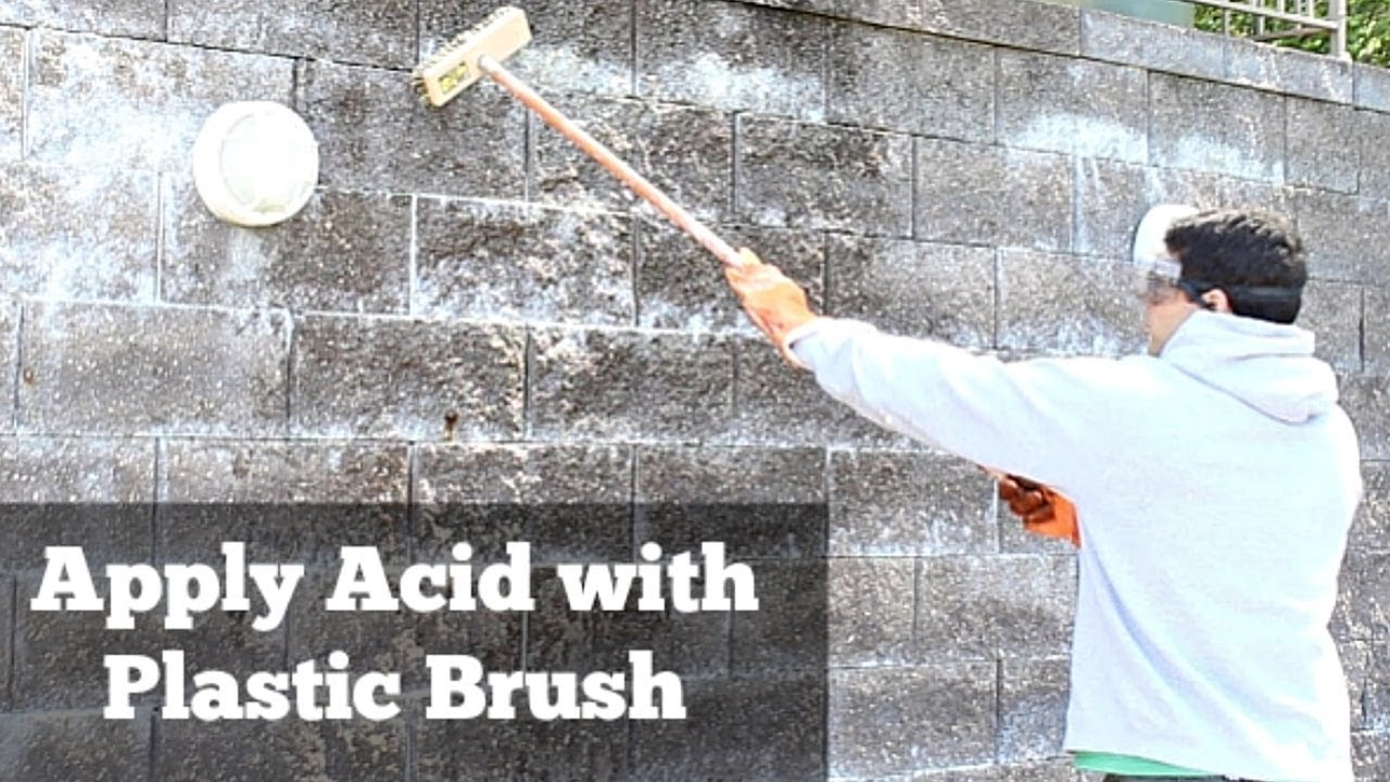 How To Clean Efflorescence Off Stone By Home Repair