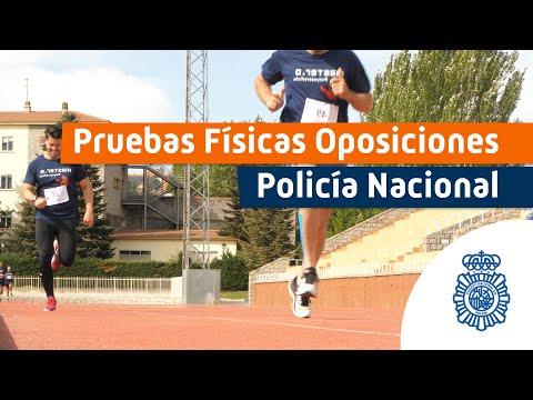 Pruebas Físicas Oposiciones Policía Nacional | MasterD