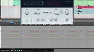 Using UJAM Sparkle in Studio One