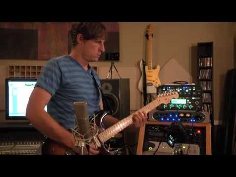 Kemper Profiling Amp - Effects Overview - Ear Witness Studios