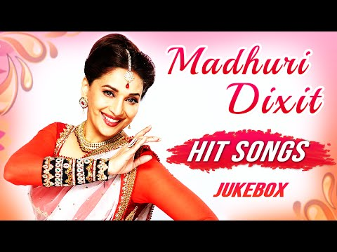 Best Hits Of Madhuri Dixit  Evergreen Hindi Songs  Jukebox