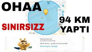 SÜrprİz Nokta Sinirsiz Km Hİlesİ!.. Ayrintili Anlatim %100 Kanitli Bedava İntern
