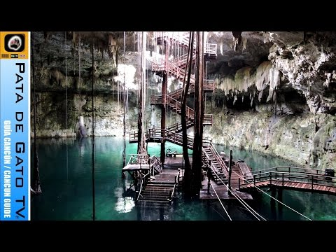 Guía Cancún - Cenote Maya / Cancun Guide - Cenote Maya