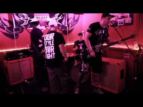 Stab By Stab - Full Set @ Café Bluff (End of Summer fest 2013) 25-08