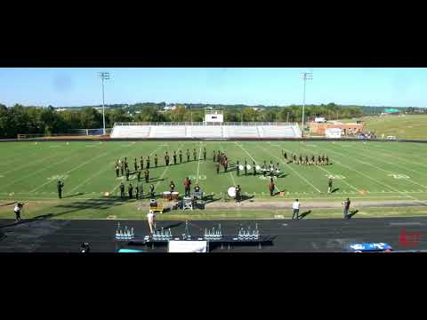 Southern Guilford High School Marching Storm 9/23/2017
