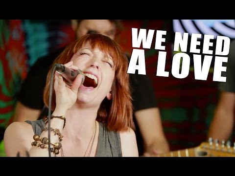 """SISTER SPARROW - """"We Need A Love"""" (Live at JITV Headquarters in Los Angeles, CA) #JAMINTHEVAN"""