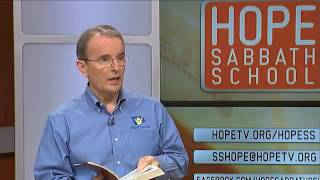Hope Sabbath School Lesson 3 - The Divinity of the Holy Spirit (1st Qtr 2017)
