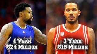 NBA Free Agency Review #1: DeAndre Jordan And Trevor Ariza